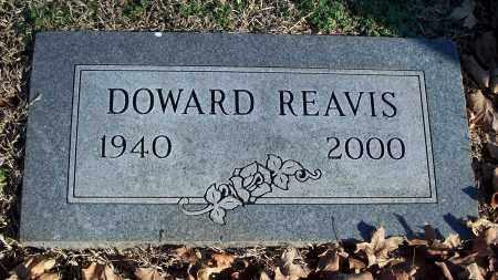 REAVIS, DOWARD EVERETT - Washington County, Arkansas | DOWARD EVERETT REAVIS - Arkansas Gravestone Photos