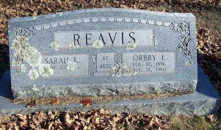 REAVIS, ORBRY F. - Washington County, Arkansas | ORBRY F. REAVIS - Arkansas Gravestone Photos