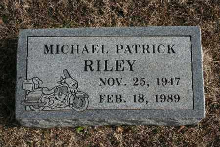 RILEY, MICHAEL PATRICK - Washington County, Arkansas | MICHAEL PATRICK RILEY - Arkansas Gravestone Photos