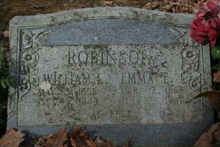 ROBINSON, WILLIAM L. - Washington County, Arkansas | WILLIAM L. ROBINSON - Arkansas Gravestone Photos