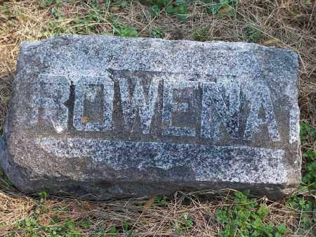 ROGER[S?], ROWENA [PIC 2] - Washington County, Arkansas | ROWENA [PIC 2] ROGER[S?] - Arkansas Gravestone Photos