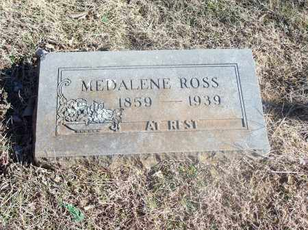 ROSS, MEDALENE - Washington County, Arkansas | MEDALENE ROSS - Arkansas Gravestone Photos