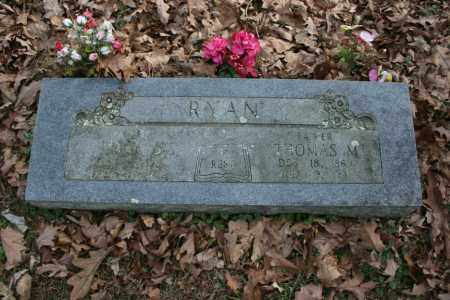 RYAN, MARY G. - Washington County, Arkansas | MARY G. RYAN - Arkansas Gravestone Photos