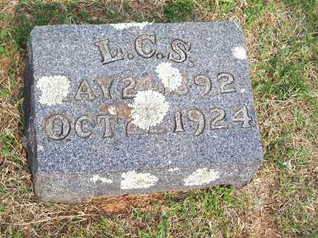 S., L.C. - Washington County, Arkansas | L.C. S. - Arkansas Gravestone Photos