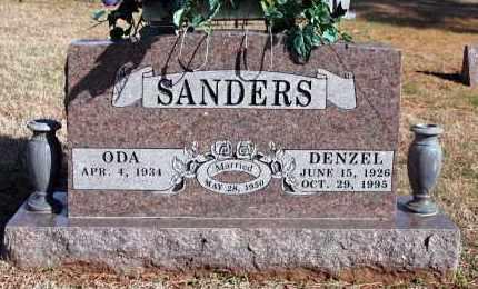 SANDERS, DENZEL - Washington County, Arkansas | DENZEL SANDERS - Arkansas Gravestone Photos