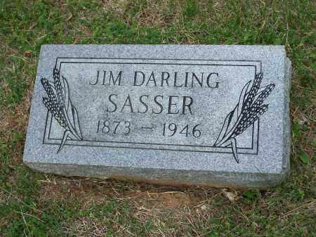 SASSER, JIM DARLING - Washington County, Arkansas | JIM DARLING SASSER - Arkansas Gravestone Photos