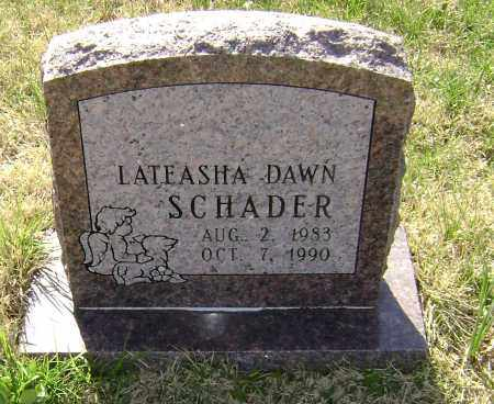 SCHADER, LETEASHA DAWN - Washington County, Arkansas | LETEASHA DAWN SCHADER - Arkansas Gravestone Photos