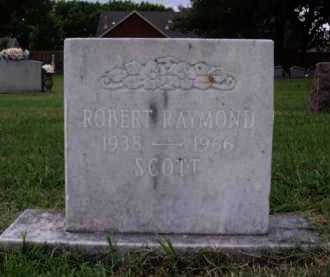 SCOTT, ROBERT RAYMOND - Washington County, Arkansas | ROBERT RAYMOND SCOTT - Arkansas Gravestone Photos