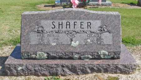 MORELL SHAFER, KATE - Washington County, Arkansas | KATE MORELL SHAFER - Arkansas Gravestone Photos