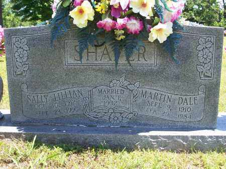 SHAFER, SALLY LILLIAN - Washington County, Arkansas | SALLY LILLIAN SHAFER - Arkansas Gravestone Photos
