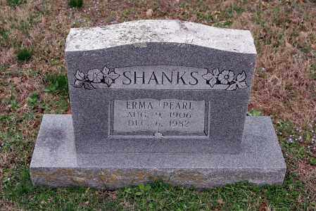 SHANKS, ERMA PEARL - Washington County, Arkansas | ERMA PEARL SHANKS - Arkansas Gravestone Photos