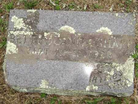 SHARP, BETTY JUANITA - Washington County, Arkansas | BETTY JUANITA SHARP - Arkansas Gravestone Photos