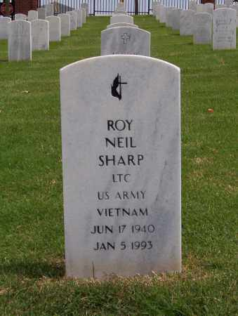 SHARP (VETERAN VIET), ROY - Washington County, Arkansas | ROY SHARP (VETERAN VIET) - Arkansas Gravestone Photos