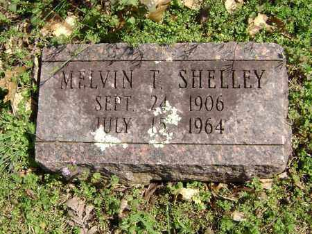 SHELLEY, MELVIN T. - Washington County, Arkansas | MELVIN T. SHELLEY - Arkansas Gravestone Photos