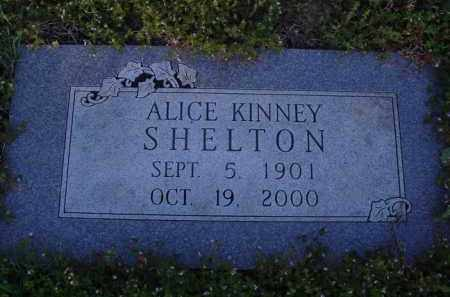 SHELTON, ALICE - Washington County, Arkansas | ALICE SHELTON - Arkansas Gravestone Photos