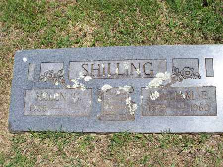 SHILLING, WILLIAM E. - Washington County, Arkansas | WILLIAM E. SHILLING - Arkansas Gravestone Photos