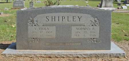 SHIPLEY, NORMAN PASCAL - Washington County, Arkansas | NORMAN PASCAL SHIPLEY - Arkansas Gravestone Photos