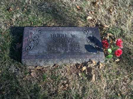 SHREVE, HUGH W. - Washington County, Arkansas | HUGH W. SHREVE - Arkansas Gravestone Photos