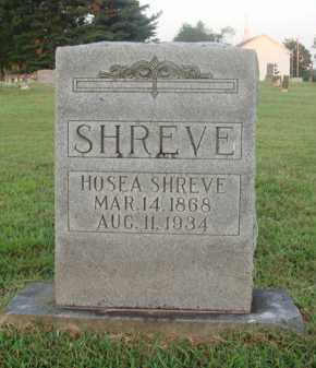 SHREVE, HOSEA - Washington County, Arkansas | HOSEA SHREVE - Arkansas Gravestone Photos