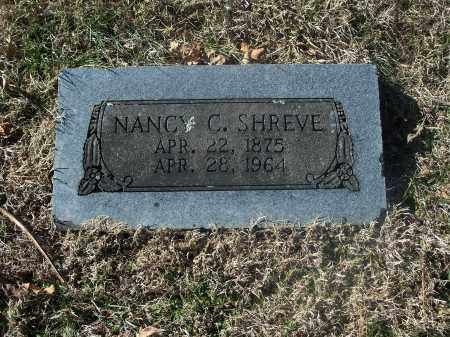 SHREVE, NANCY C. - Washington County, Arkansas | NANCY C. SHREVE - Arkansas Gravestone Photos