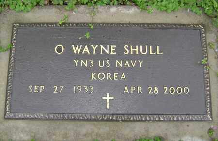 SHULL  (VETERAN KOR), O. WAYNE - Washington County, Arkansas | O. WAYNE SHULL  (VETERAN KOR) - Arkansas Gravestone Photos