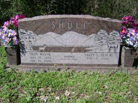 SHULL, OLVA WAYNE - Washington County, Arkansas | OLVA WAYNE SHULL - Arkansas Gravestone Photos