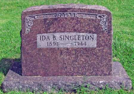 SINGLETON, IDA B. - Washington County, Arkansas | IDA B. SINGLETON - Arkansas Gravestone Photos