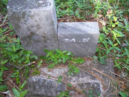 SISEMORE, M. - Washington County, Arkansas | M. SISEMORE - Arkansas Gravestone Photos