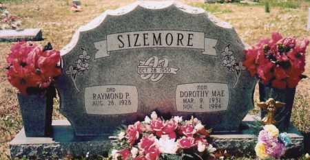 JOHNSON SIZEMORE, DOROTHY MAE - Washington County, Arkansas | DOROTHY MAE JOHNSON SIZEMORE - Arkansas Gravestone Photos