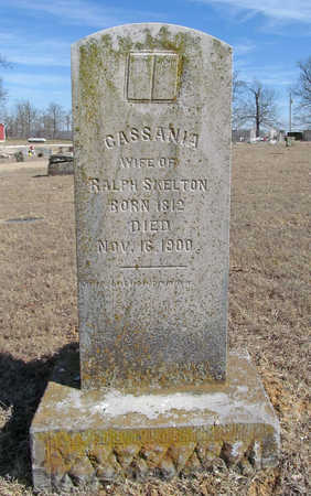 SKELTON, CASSANIA - Washington County, Arkansas | CASSANIA SKELTON - Arkansas Gravestone Photos