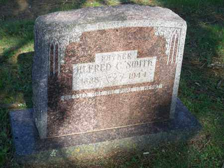 SMITH, ALFRED C. - Washington County, Arkansas | ALFRED C. SMITH - Arkansas Gravestone Photos