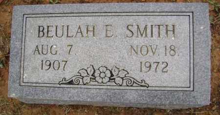 SMITH, BEULAH EDITH - Washington County, Arkansas | BEULAH EDITH SMITH - Arkansas Gravestone Photos