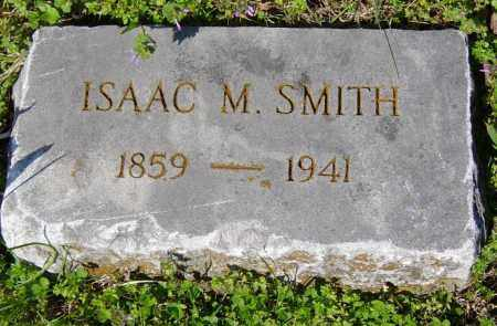 SMITH, ISAAC M. - Washington County, Arkansas | ISAAC M. SMITH - Arkansas Gravestone Photos