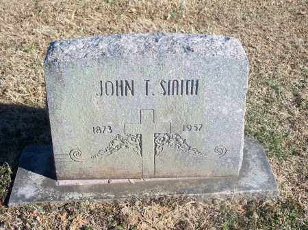 SMITH, JOHN T. - Washington County, Arkansas | JOHN T. SMITH - Arkansas Gravestone Photos