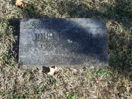 SMITH, JOHN C. - Washington County, Arkansas | JOHN C. SMITH - Arkansas Gravestone Photos