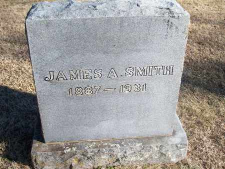 SMITH, JAMES A. - Washington County, Arkansas | JAMES A. SMITH - Arkansas Gravestone Photos
