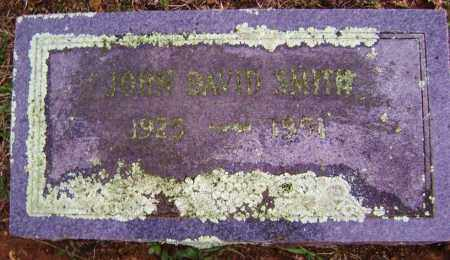 SMITH, JOHN DAVID - Washington County, Arkansas | JOHN DAVID SMITH - Arkansas Gravestone Photos