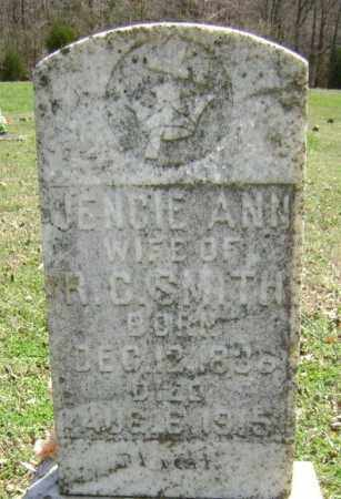 SMITH, JENICE ANN - Washington County, Arkansas | JENICE ANN SMITH - Arkansas Gravestone Photos