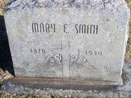 SMITH, MARY E. - Washington County, Arkansas | MARY E. SMITH - Arkansas Gravestone Photos
