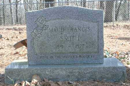 SMITH, MAUD FRANCIS - Washington County, Arkansas | MAUD FRANCIS SMITH - Arkansas Gravestone Photos