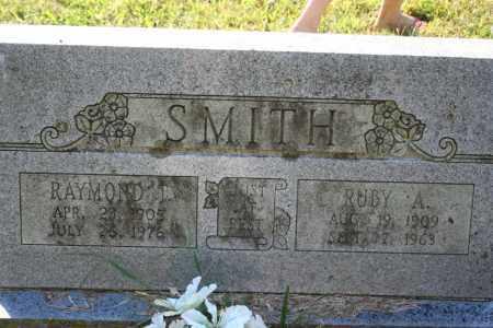 SMITH, RAYMOND T. - Washington County, Arkansas | RAYMOND T. SMITH - Arkansas Gravestone Photos