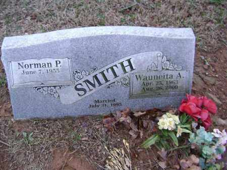 SMITH, WAUNEITA A. - Washington County, Arkansas | WAUNEITA A. SMITH - Arkansas Gravestone Photos