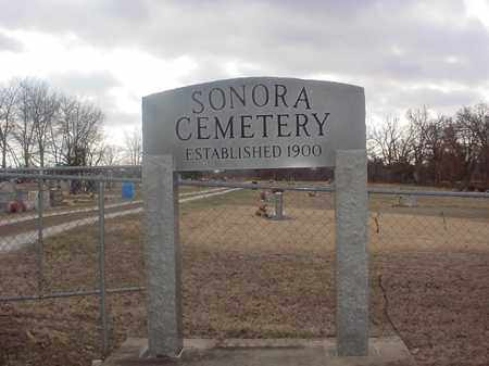 *SONORA CEMETERY GATE,  - Washington County, Arkansas |  *SONORA CEMETERY GATE - Arkansas Gravestone Photos