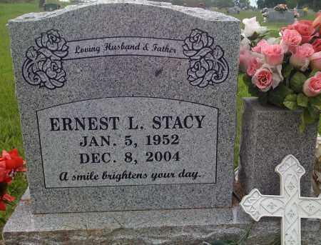 STACY, ERNEST LEON - Washington County, Arkansas | ERNEST LEON STACY - Arkansas Gravestone Photos