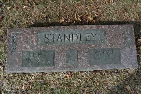 STANDLEY, GLEN C - Washington County, Arkansas | GLEN C STANDLEY - Arkansas Gravestone Photos