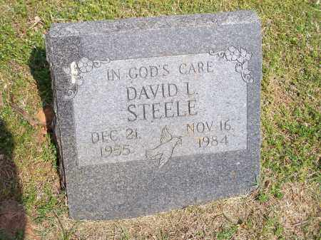 STEELE, DAVID L. - Washington County, Arkansas | DAVID L. STEELE - Arkansas Gravestone Photos