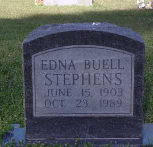 BUELL STEPHENS, EDNA - Washington County, Arkansas | EDNA BUELL STEPHENS - Arkansas Gravestone Photos