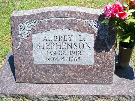 STEPHENSON, AUBREY L. - Washington County, Arkansas | AUBREY L. STEPHENSON - Arkansas Gravestone Photos