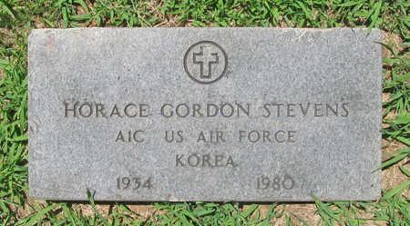 STEVENS (VETERAN KOR), HORACE GORDON - Washington County, Arkansas | HORACE GORDON STEVENS (VETERAN KOR) - Arkansas Gravestone Photos