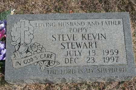 STEWART, STEVE KEVIN - Washington County, Arkansas | STEVE KEVIN STEWART - Arkansas Gravestone Photos